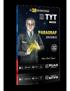 Puan Yayınları TYT Paragraf Soru Bankası
