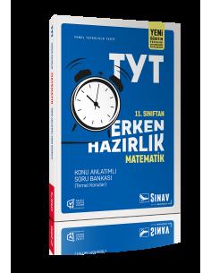 Sınav Yayınları 11. Sınıf TYT Erken Hazırlık Matematik Konu Anlatımlı Soru Bankası
