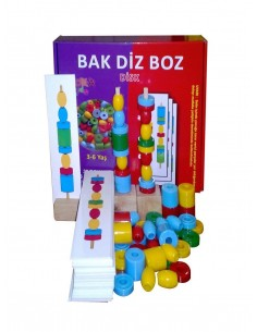 Yuka Kids Bak Diz Boz Disk