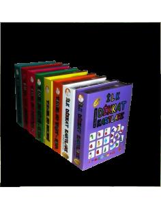 Yuka Kids Okul Öncesi Temel Kartlar Eğitim Seti (8 Kutu)