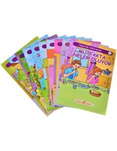 Gün Öykü Yayınları Tematik Hikayeler Dizisi (10 Kitap)