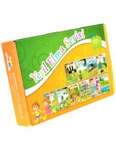 Çankaya Yayıncılık Yeşil Elma Serisi ( 2 ve 3.Sınıf - 10 Kitap)