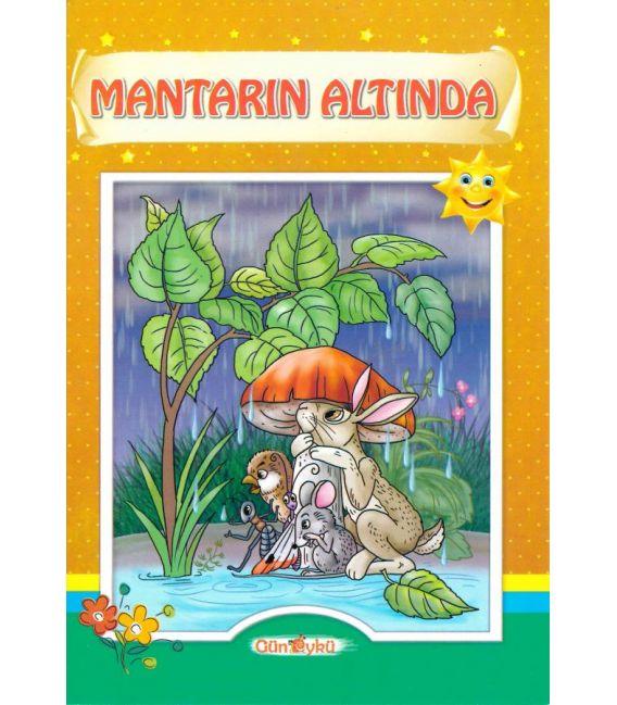 Gün Öykü Yayınları Neşeli Hayvanlar Dizisi (10 Kitap)