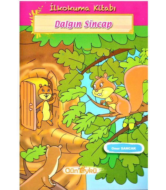 Gün Öykü Yayınları İlkokuma Kitabı Dizisi (10 Kitap)