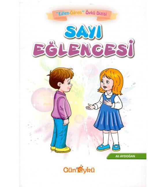Gün Öykü Yayınları Eğlen Öğren Öykü Dizisi (10 Kitap)