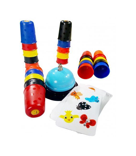 Mutlu Bardaklar Oyunu - Çekirdek Zeka