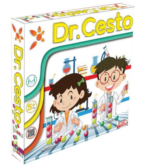Dr. Cesto Oyunu - Çekirdek Zeka