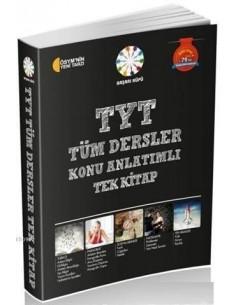Başarı Küpü TYT Tüm Dersler Konu Anlatımlı Tek Kitap