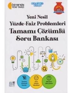 Akıllı Adam Yeni Nesil Yüzde Faiz Problemleri Tamamı Çözümlü Soru Bankası