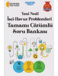 Akıllı Adam Yeni Nesil İşçi Havuz Problemleri Tamamı Çözümlü Soru Bankası
