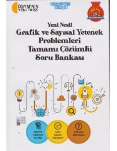 Akıllı Adam Grafik ve Sayısal Yetenek Problemleri Soru Bankası