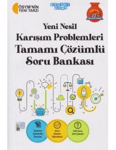 Akıllı Adam Yeni Nesil Karışım Problemleri Soru Bankası