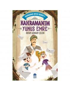 Mavi Kirpi Yayınları Kahramanım Yunus Emre