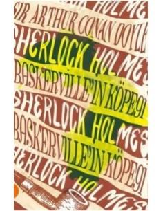 Portakal Kitap Sherlock Holmes Baskerville in Köpeği