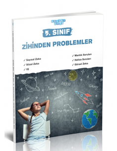 Akıllı Adam 5. Sınıf Zihinden Problemler