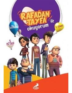 Erdem Yayınları Rafadan Tayfa ile Okuyorum Seti