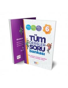 TDY Yayınları 6. Sınıf Tüm Dersler Soru Bankası