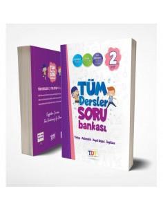 TDY Yayınları 2. Sınıf Tüm Dersler Soru Bankası