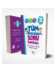 TDY Yayınları 3. Sınıf Tüm Dersler Soru Bankası
