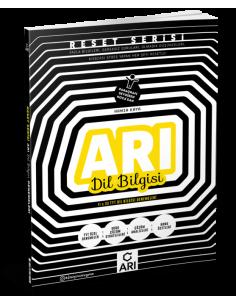 Arı Yayıncılık TYT Reset Serisi Dil Bilgisi Denemeleri