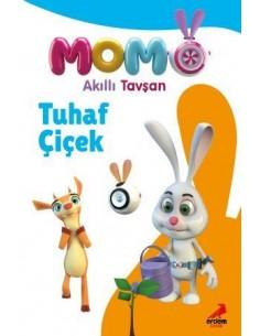 Erdem Yayınları Akıllı Tavşan Momo Tuhaf Çilek