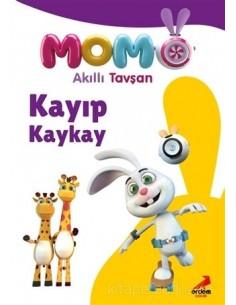 Erdem Yayınları Akıllı Tavşan Momo Kayıp Kaykay
