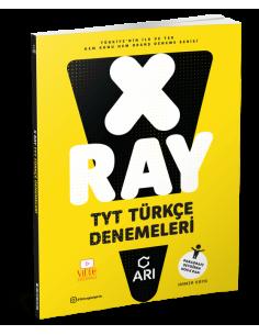 Arı Yayıncılık X-RAY TYT Türkçe Denemeleri
