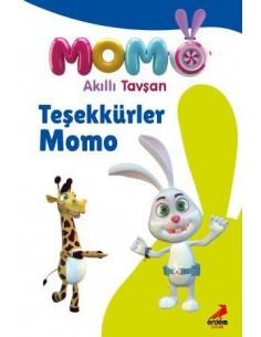 Erdem Yayınları Akıllı Tavşan Teşekkürler Momo