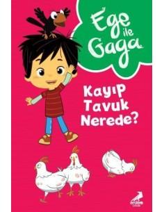 Erdem Yayınları Ege ile Gaga Kayıp Tavuk Nerede