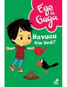 Erdem Yayınları Ege ile Gaga Havucu Kim Yedi
