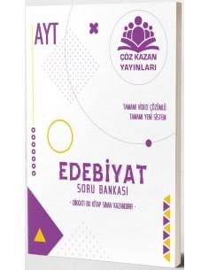 Çöz Kazan Yayınları AYT Edebiyat Soru Bankası