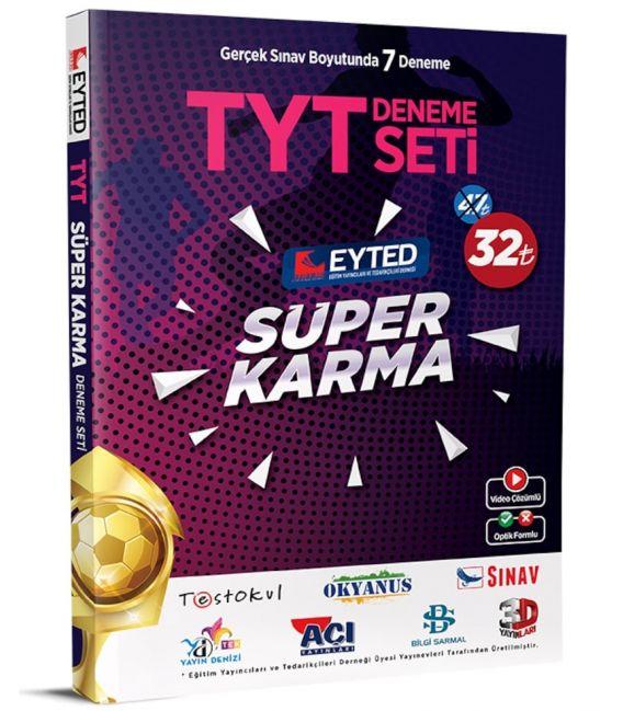 EYTED TYT Süper Karma 7 li Deneme Seti