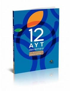 Endemik Yayınları AYT Edebiyat - Sosyal Bilimler-1 12 li Deneme