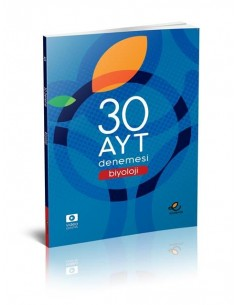 Endemik Yayınları AYT Biyoloji 30 lu Deneme Sınavı
