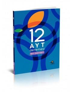 Endemik Yayınları AYT Fen Bilimleri 12 li Deneme Sınavı