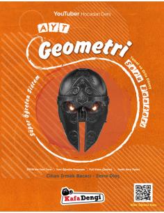 KafaDengi AYT Geometri Süper Öğreten Soru Bankası