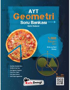 KafaDengi AYT Geometri Orta ve İleri Düzey Soru Bankası