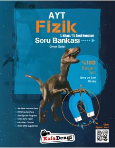 KafaDengi AYT Fizik Soru Bankası 1.Kitap