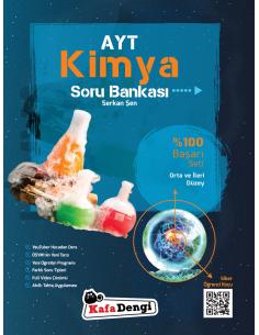 KafaDengi AYT Kimya Orta ve İleri Düzey Soru Bankası