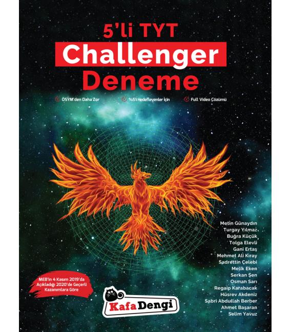KafaDengi TYT Challenger 5 li Deneme Sınavı
