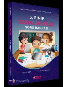 Esen Yayınları Ortaokul 5.Sınıf Sosyal Bilgiler Soru Bankası
