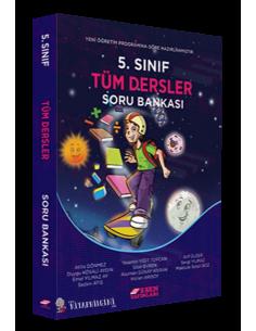 Esen Yayınları 5.Sınıf Tüm Dersler Soru Bankası