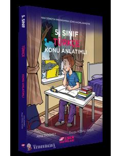 Esen Yayınları Ortaokul 5.Sınıf Türkçe Konu Anlatım
