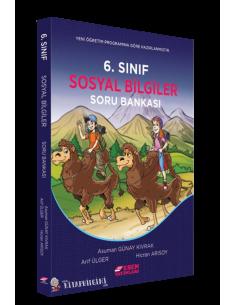 Esen Yayınları 6.Sınıf Sosyal Bilgiler Soru Bankası