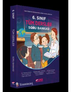 Esen Yayınları 6.Sınıf Tüm Dersler Soru Bankası