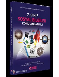Esen Yayınları 7. Sınıf Sosyal Bilgiler Konu Anlatımlı