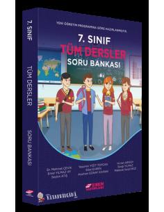 Esen Yayınları 7. Sınıf Tüm Dersler Soru Bankası