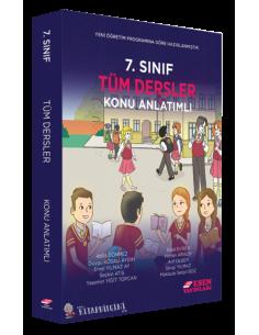 Esen Yayınları 7. Sınıf Tüm Dersler Konu Anlatımlı