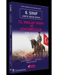 Esen Yayınları 8. Sınıf LGS T.C İnkılap Tarihi Soru Bankası
