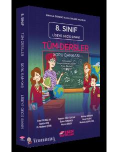 Esen Yayınları 8.Sınıf LGS Tüm Dersler Soru Bankası